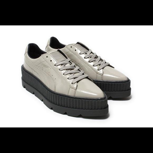 Puma Fenty by Rihanna pointy creeper sneaker 5ec985e5f666
